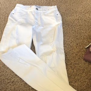 New without tags. White jeans